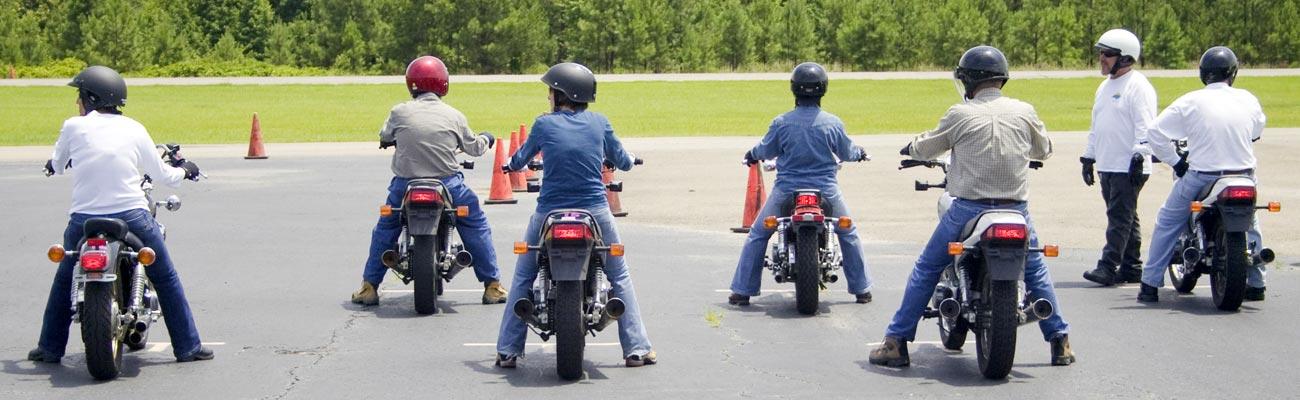 motorcycle safety program