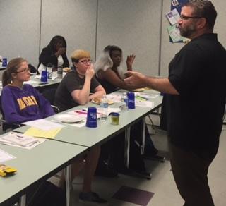 Student Leadership Training 2016