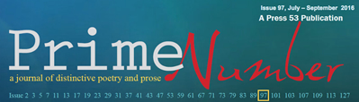 Faculty Poem Featured in Prime Number Magazine