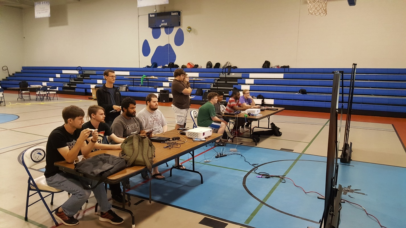 CCCC Gaming Tournament