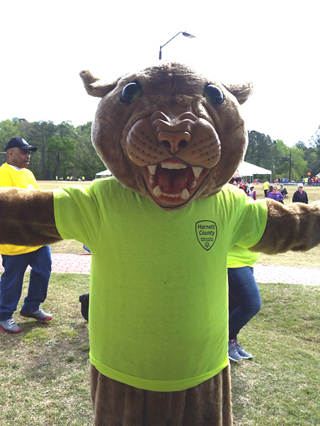 Harnett County Special Olympics Spring Games