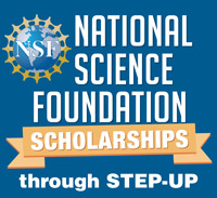 National Science Foundation Scholarships through Step-Up
