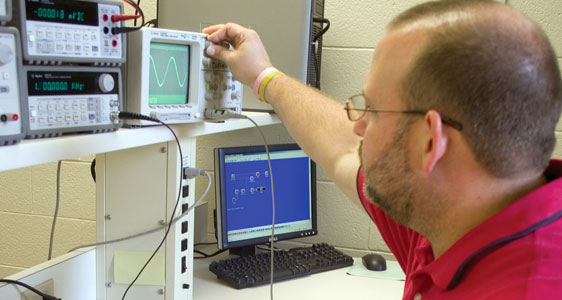 Electronics Engineering Technology, CCCC - Central Carolina Community College