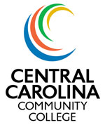 Central Carolina Community College Logo - Vertical