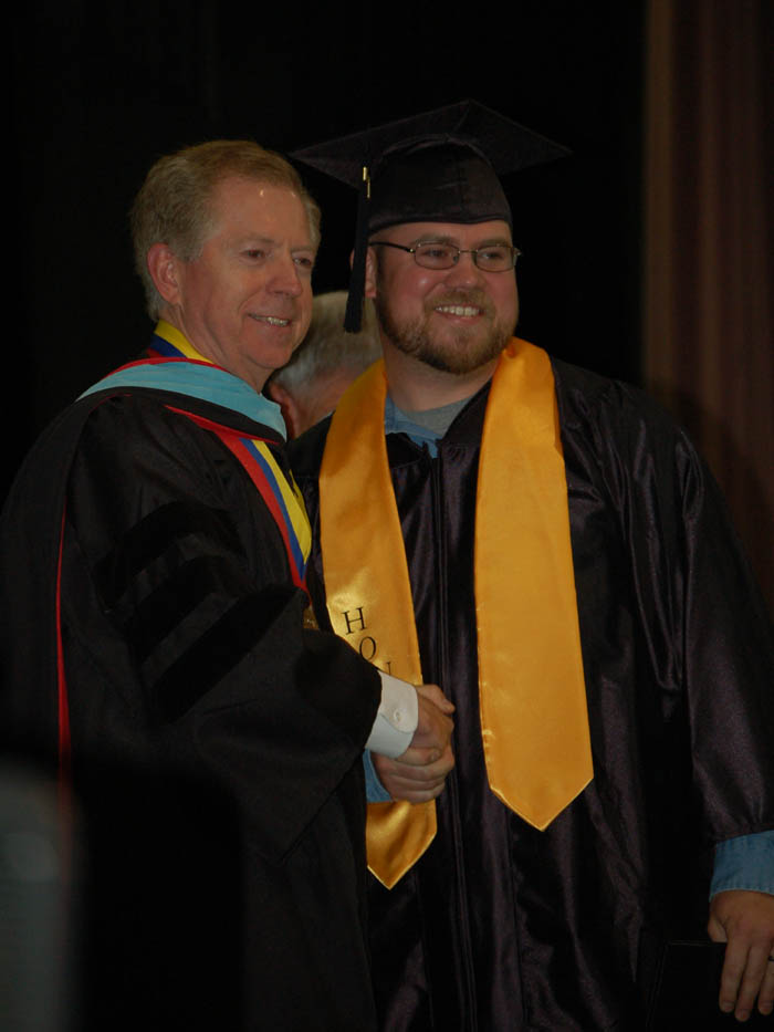 Central Carolina Community College Class of 2008 graduates