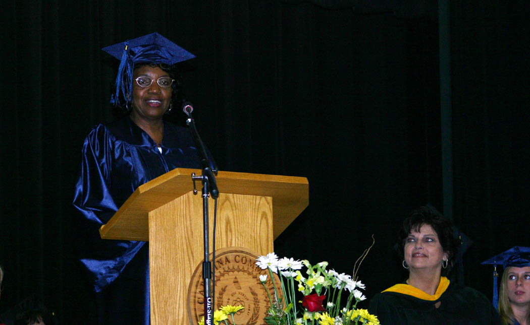 Read the full story, CCCC AHS, GED students graduate