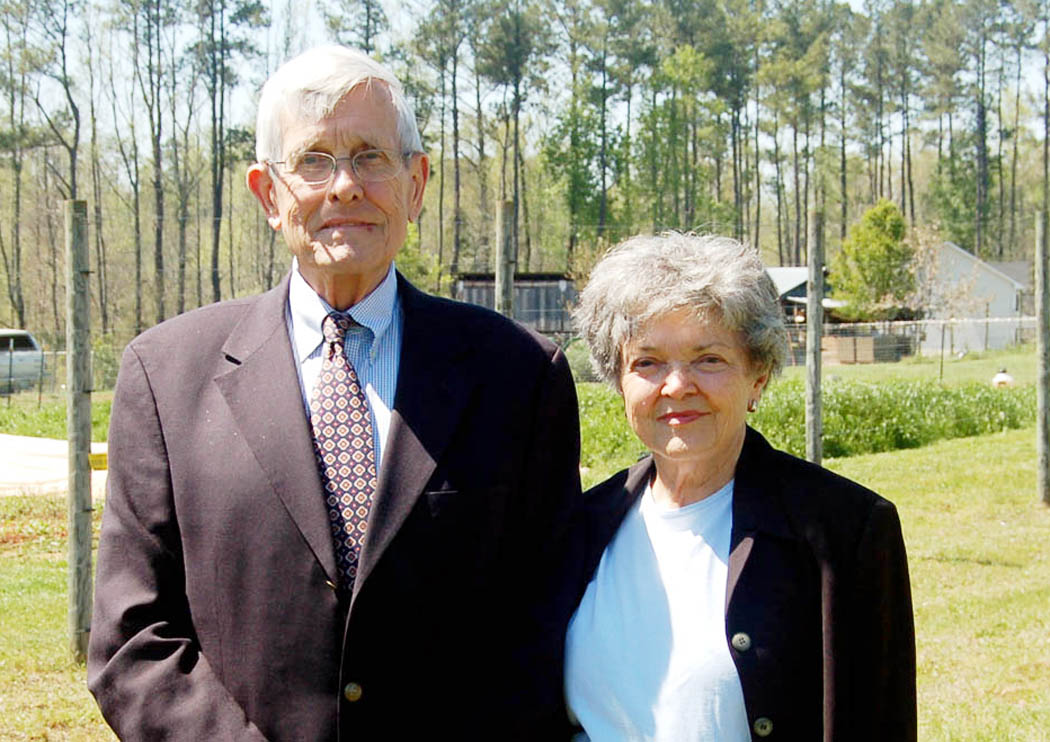 Chatham couple endows CCCC scholarship