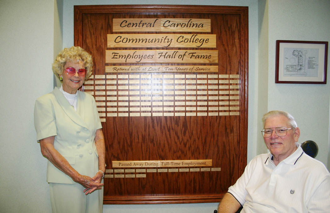 CCCC unveils Hall of Fame