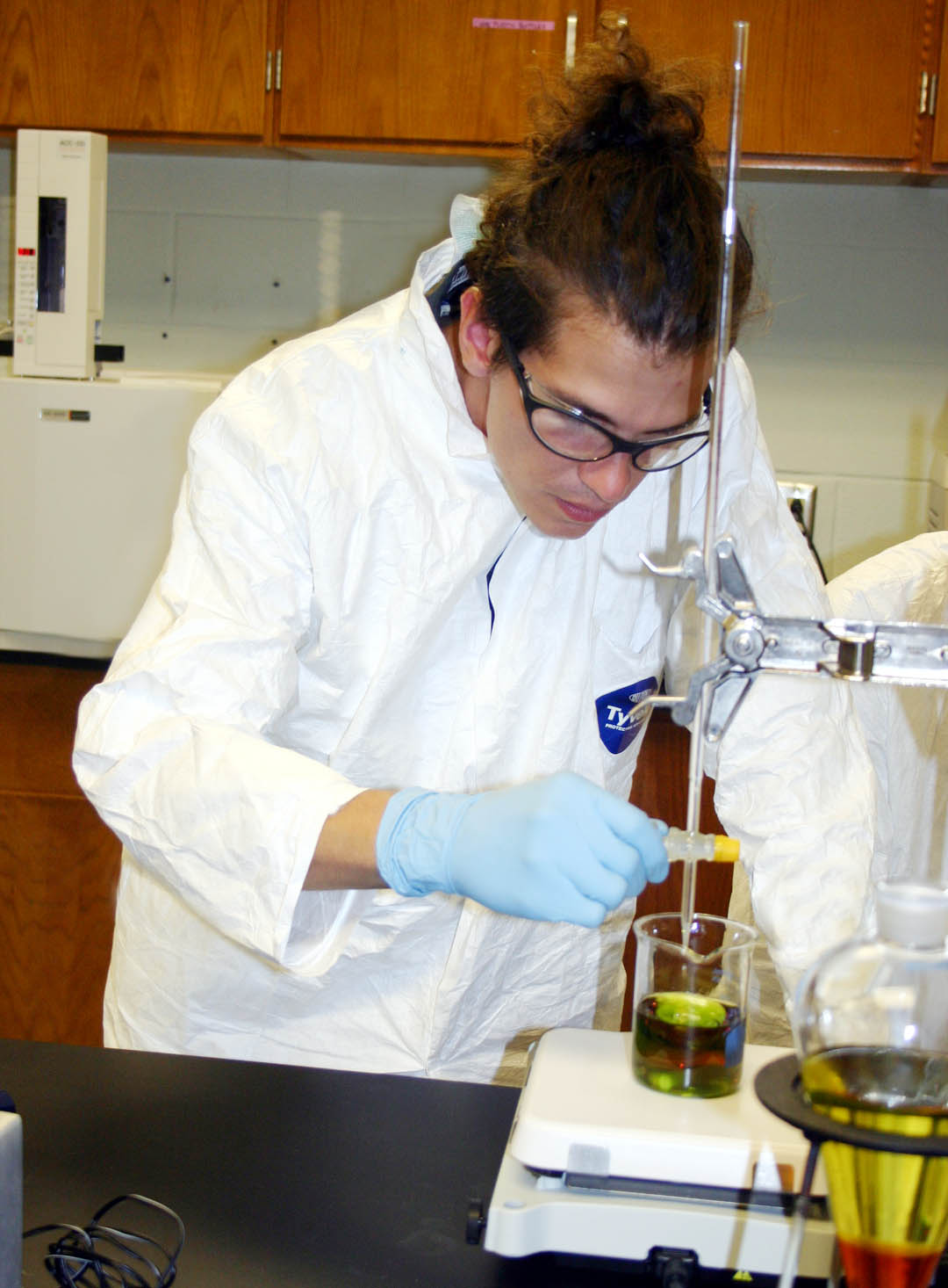 New biofuels degree program opens at CCCC