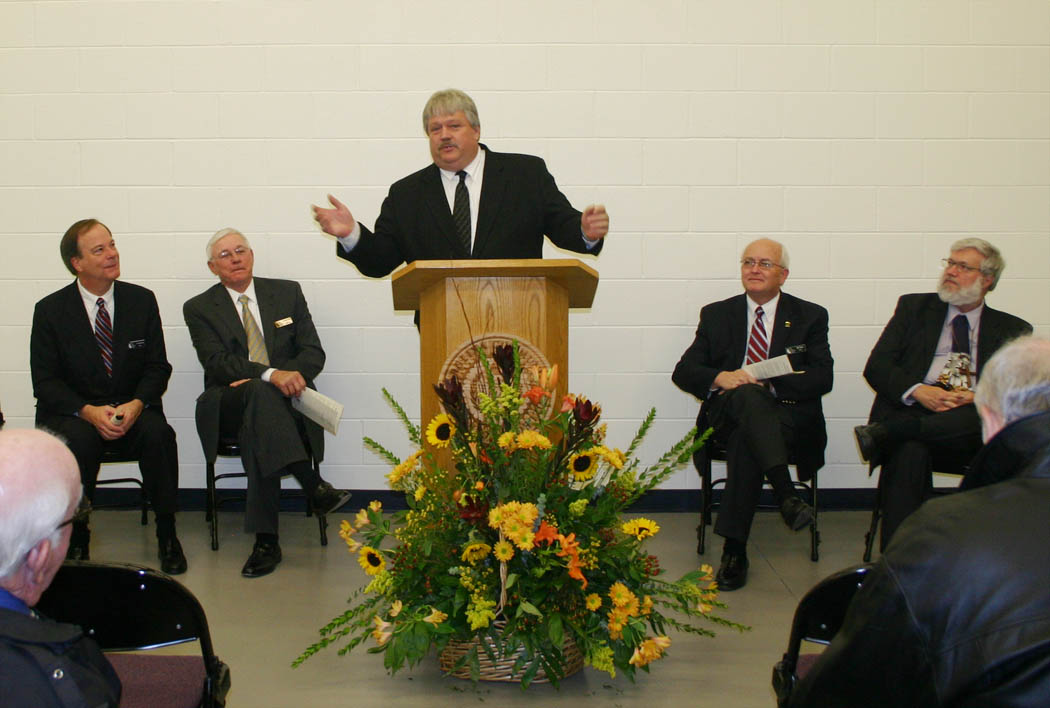 Click to enlarge Vision fulfilled in opening of CCCC's West Harnett Center