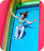 Read the full story, Slippin' and slidin' at Lee Campus Activity Day