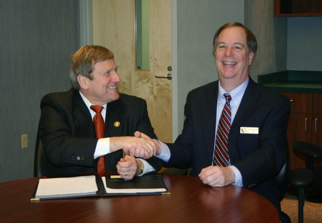 UNC-Pembroke, CCCC plan collaboration