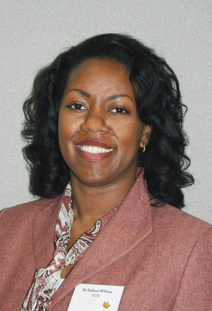 Click to enlarge Williams fills new Central Carolina VP position