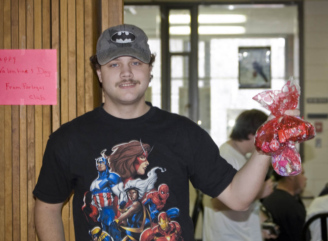 Central Carolina SGA sweetens Valentine�s Day