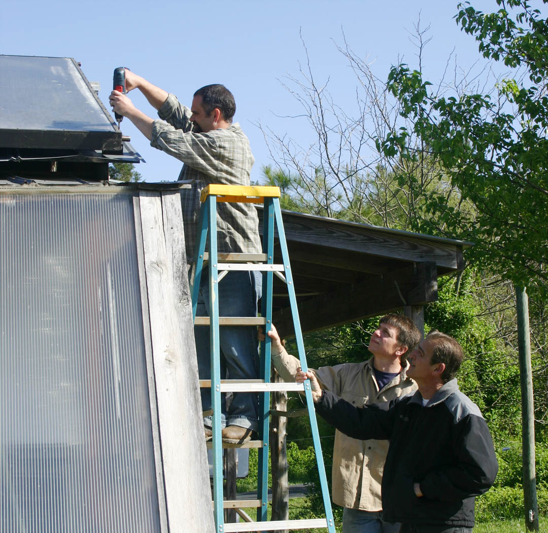 CCCC trains green building/renewable energy workers