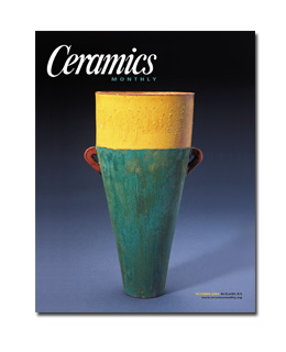 Click to enlarge,   Ceramics Monthly