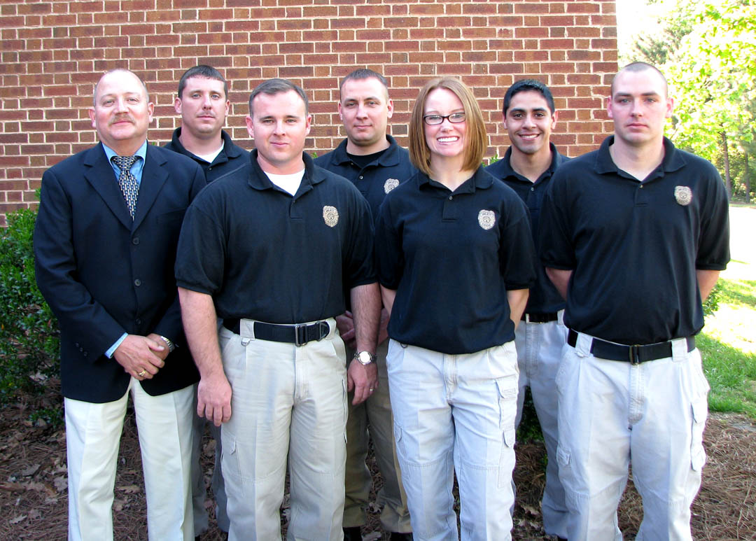 CCCC Harnett graduates law enforcement cadets