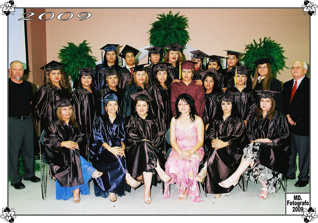 Click to enlarge Central Carolina graduates first Spanish Cosmetology class