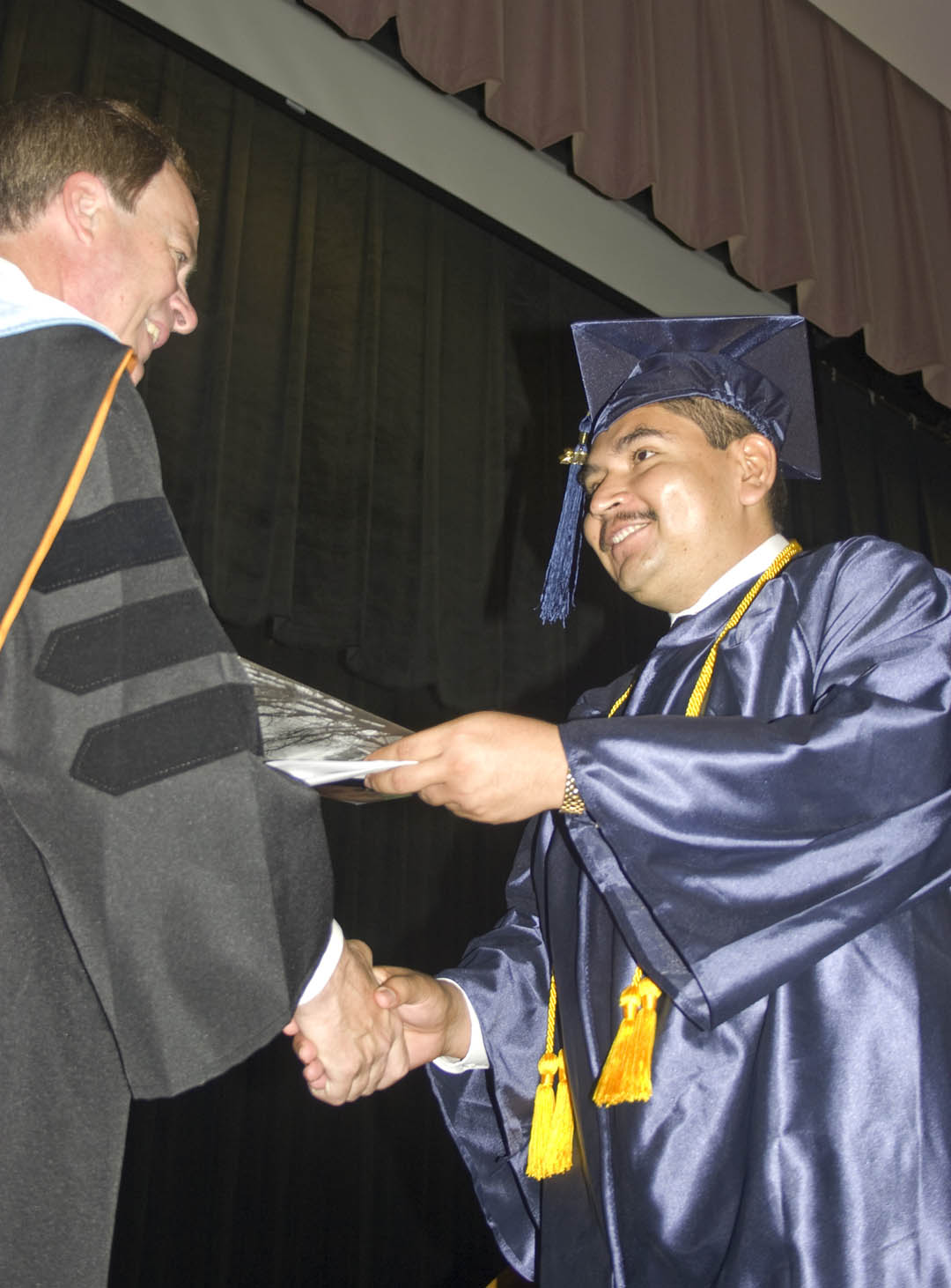 CCCC Adult High/GED awards almost 200 diplomas