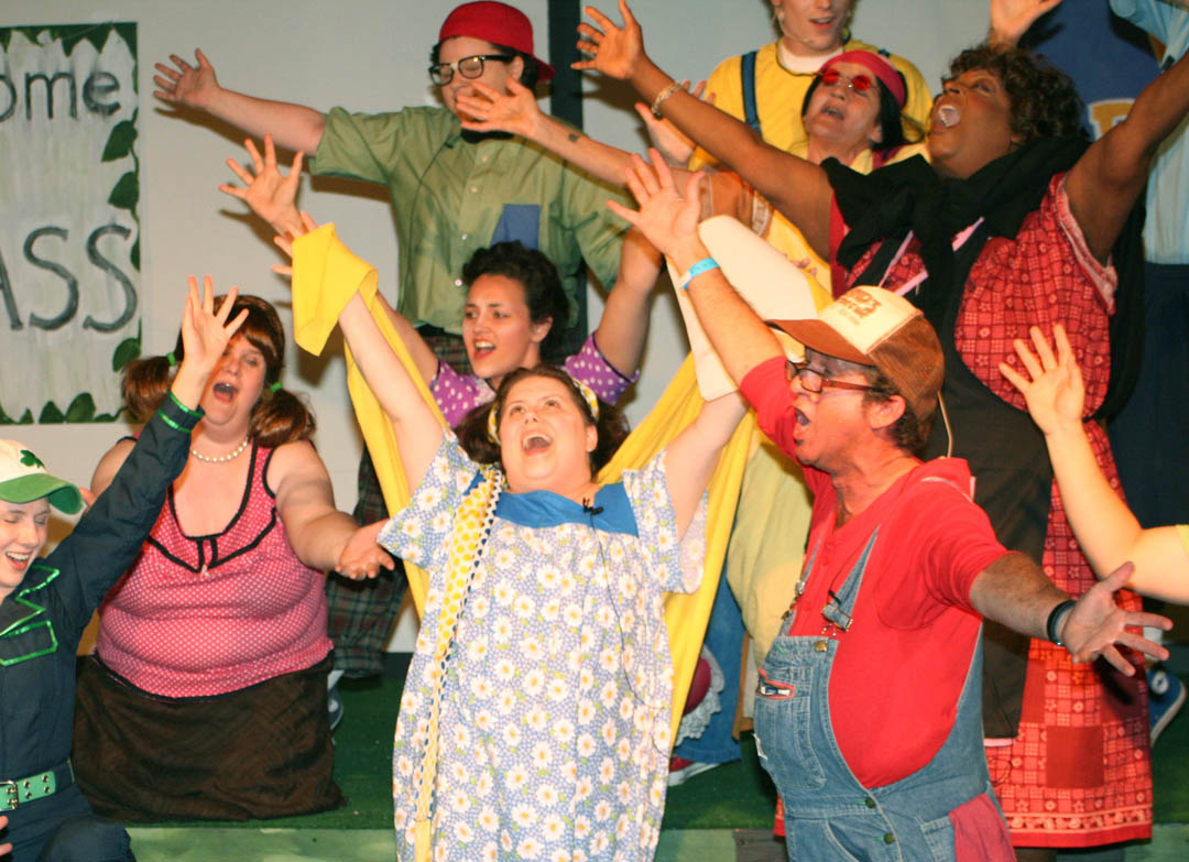 Read the full story, CCCC grassroots theater thrives in Chatham