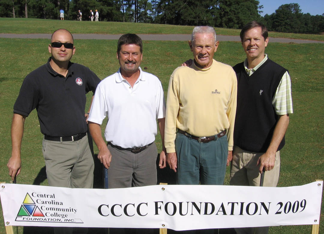 Click to enlarge CCCC Foundation Golf Classic a winner