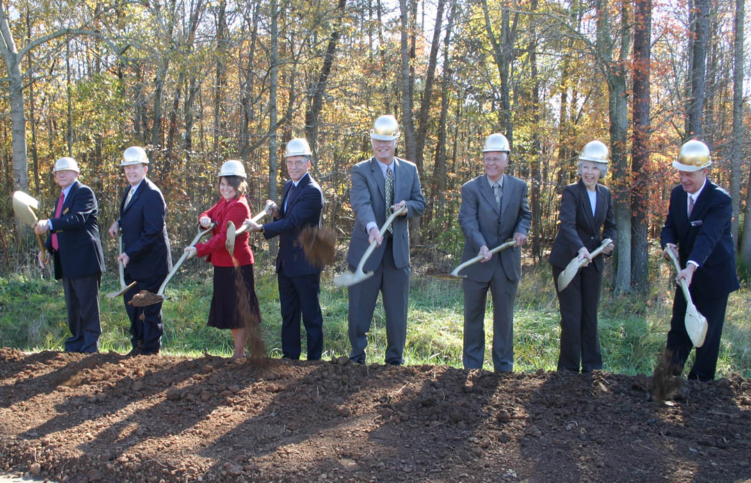 CCCC, Chatham hold groundbreaking for new Siler City Center