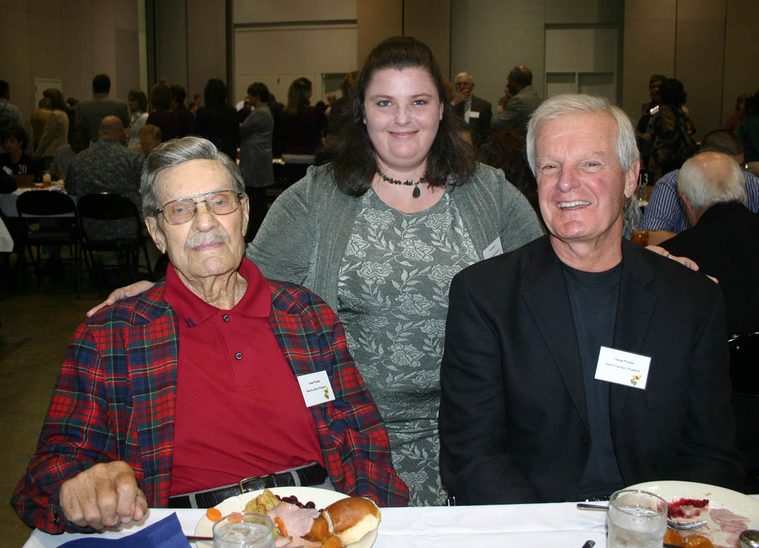 Click to enlarge CCCC Scholarship luncheon brings together donors, recipients
