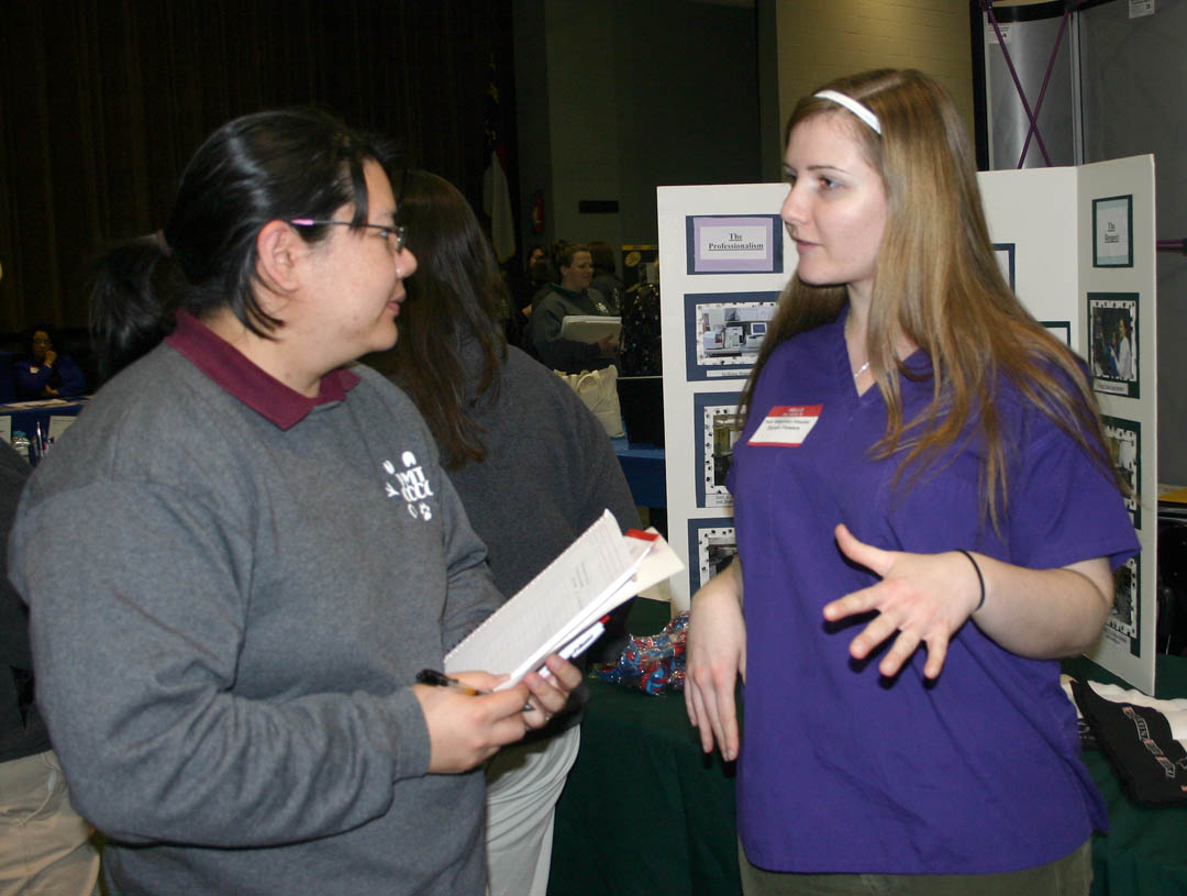 CCCC Career Fair a big success