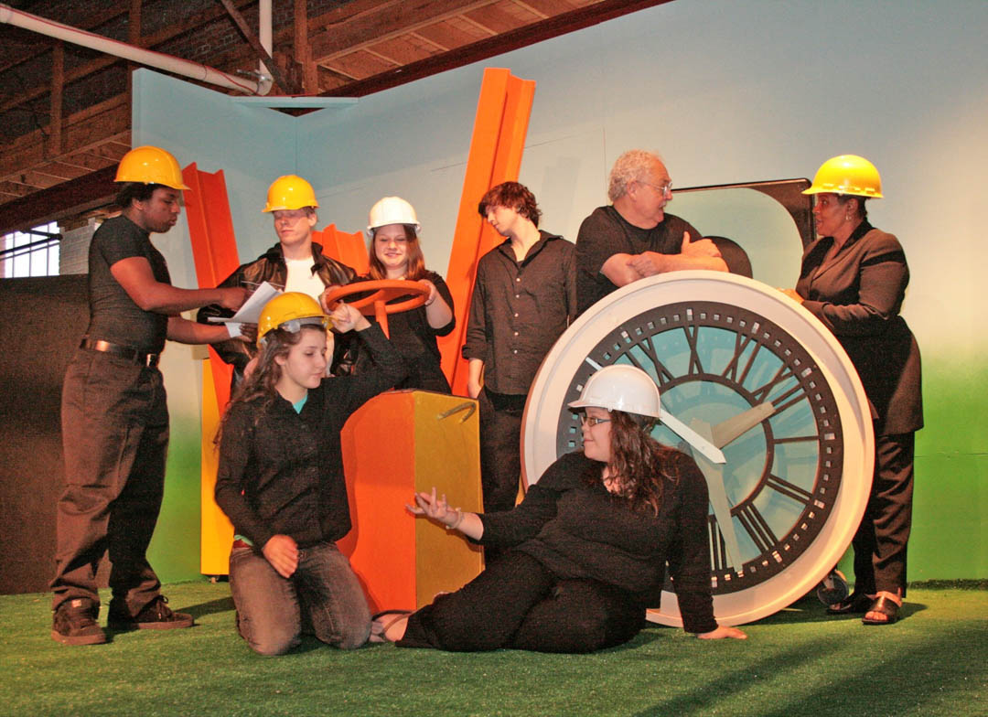 CCCC�s �Working, A Musical� to open at Chatham Mills