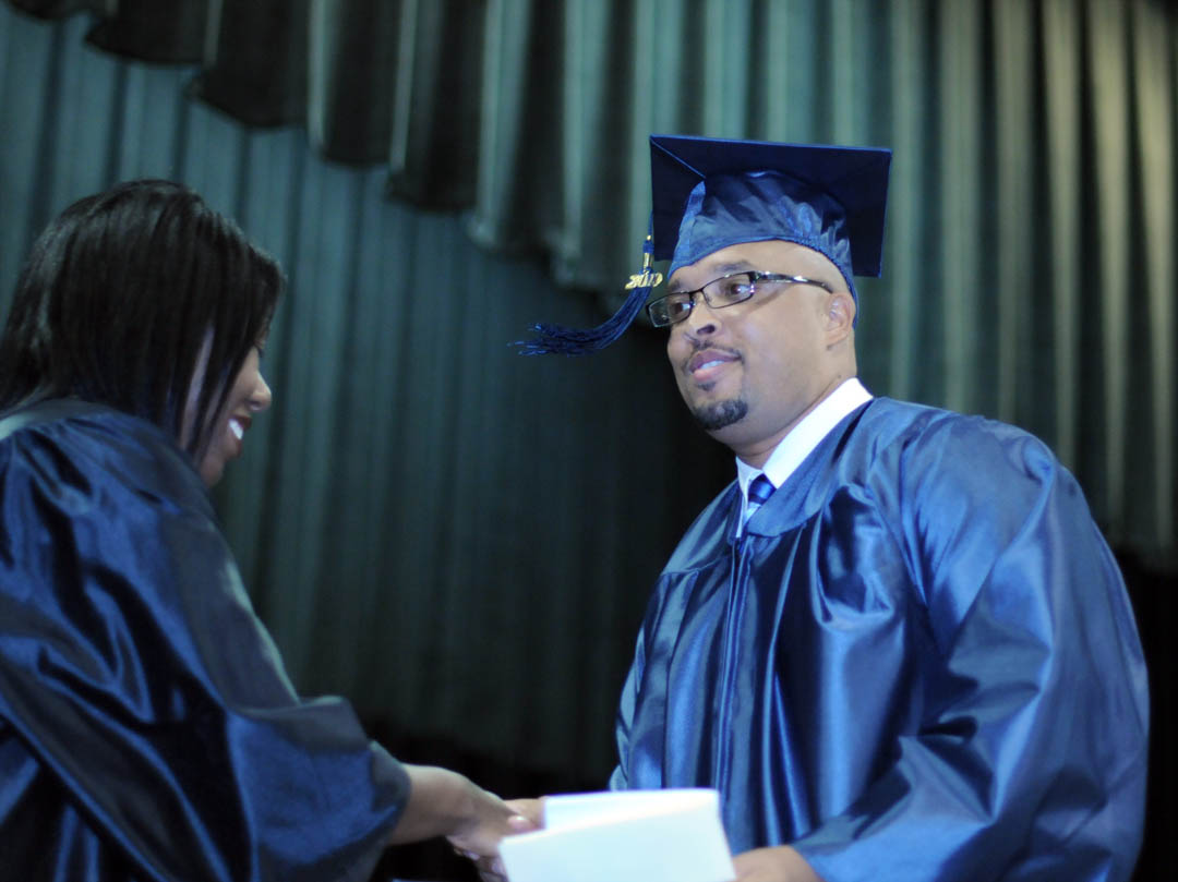 Click to enlarge CCCC adult school holds commencement