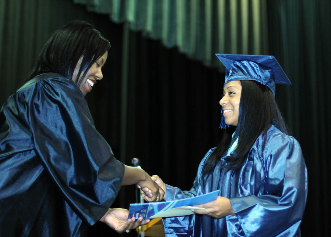 CCCC adult school holds commencement