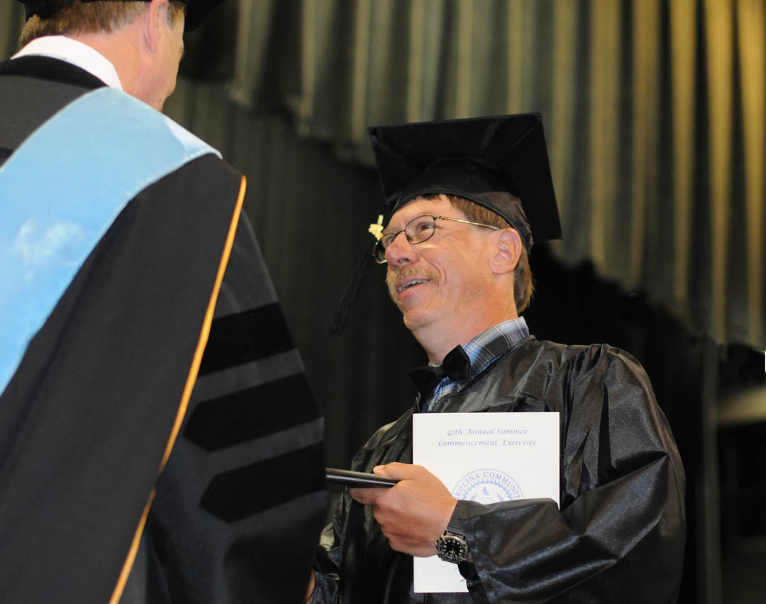 CCCC summer graduation celebrates achievements