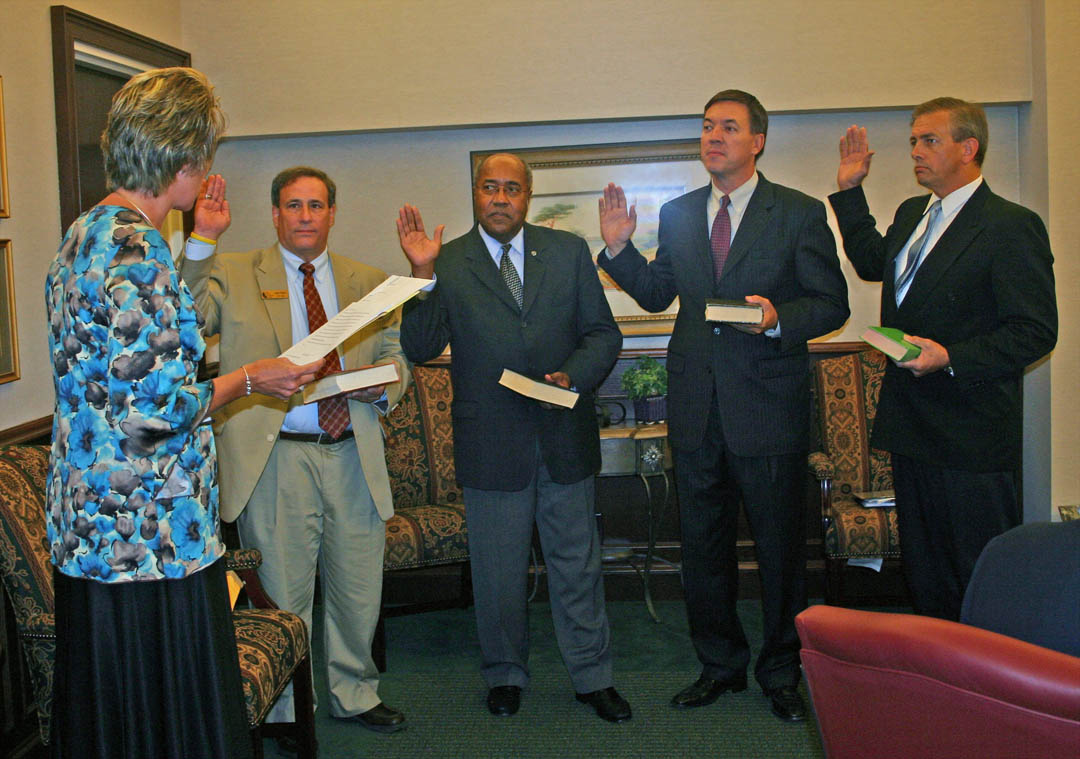 Read the full story, CCCC trustees elect new chairman, swear in new, reappointed trustees