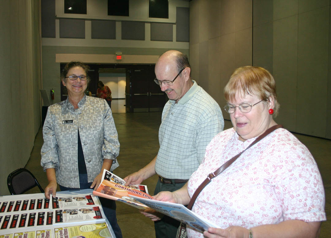CCCC kicks off Center for Creative Retirement