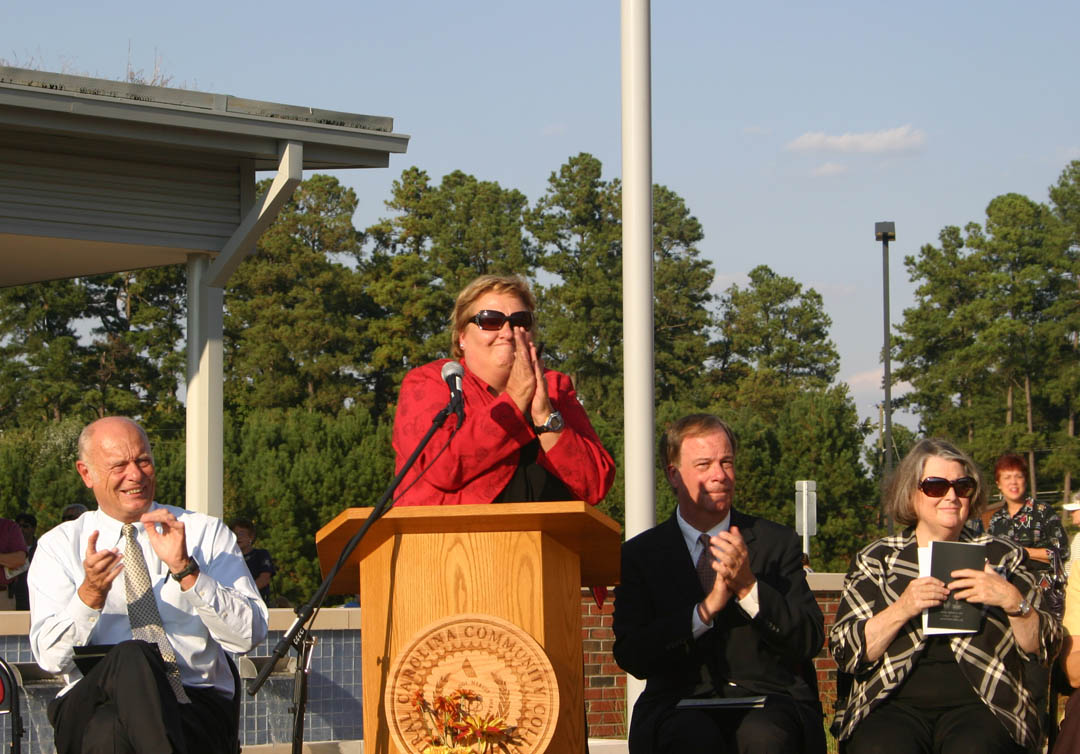CCCC, Chatham celebrate new green buildings