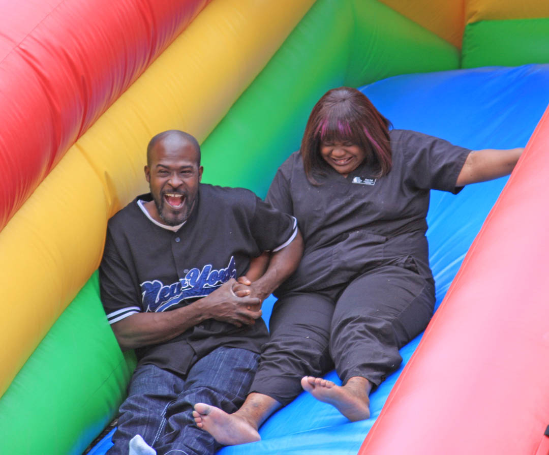 Click to enlarge SGA Harnett Activity Day full of fun