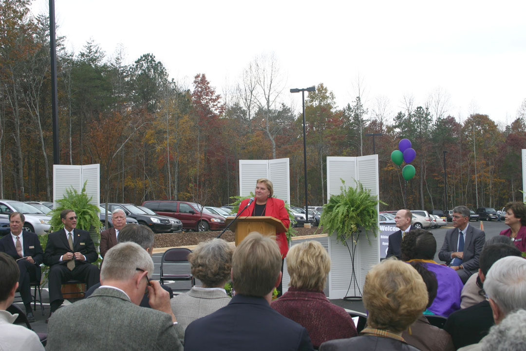 CCCC�s new Siler City Center celebrated