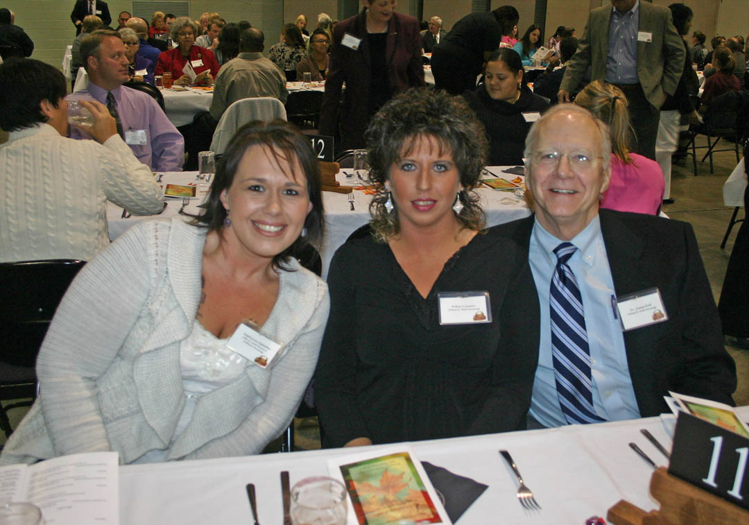 Scholarship donors, recipients gather for CCCC Foundation luncheon