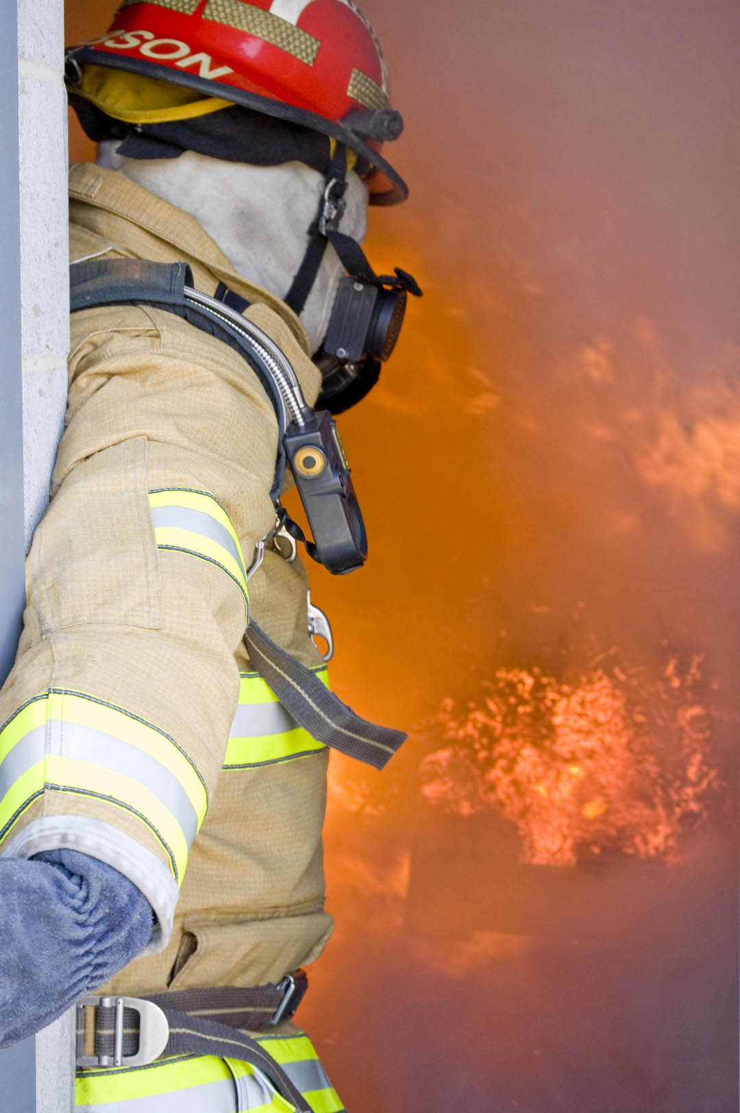 how to become a full time firefighter nsw