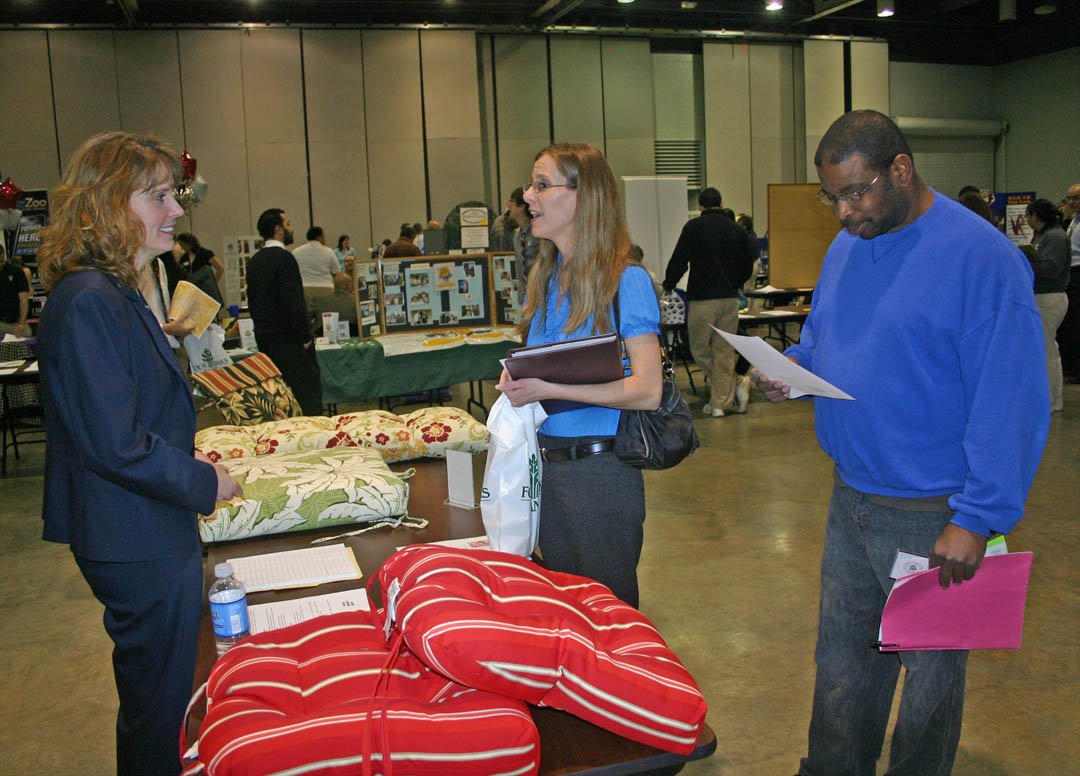 CCCC Career Fair attracts employers, job seekers