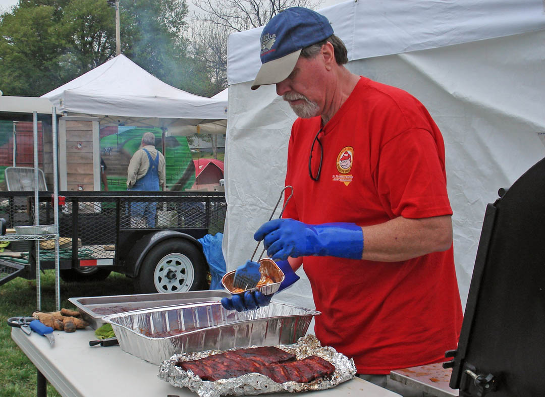 Barbeque judging class coming to CCCC-Harnett