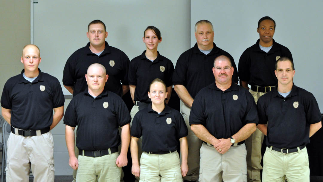 Chatham Basic Law Enforcement graduates nine