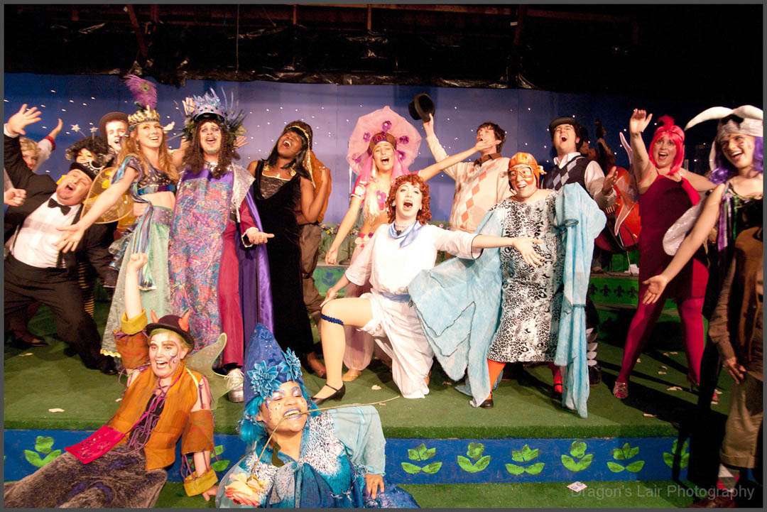 Click to enlarge 'Dreamland, A Musical' a huge success