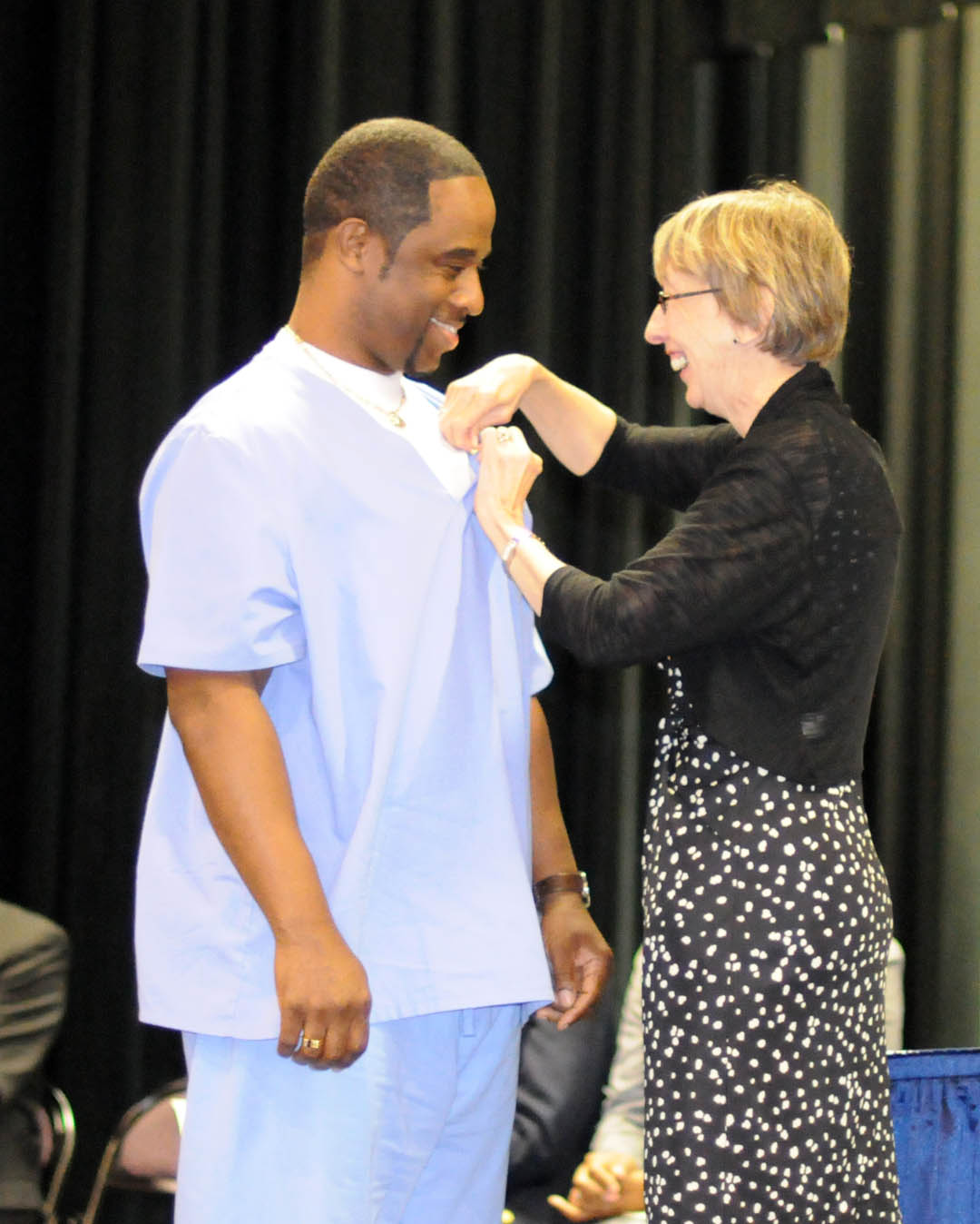 CCCC Con Ed holds medical graduation