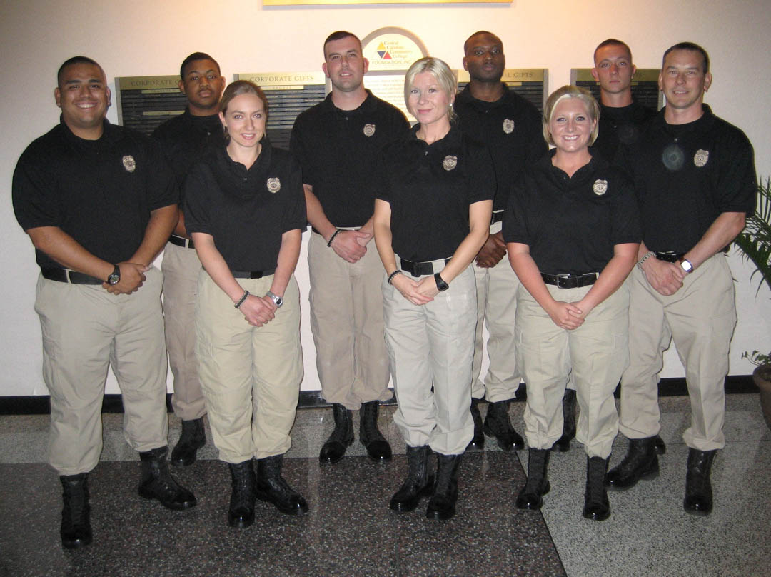 Read the full story, Basic Law Enforcement Training Graduation