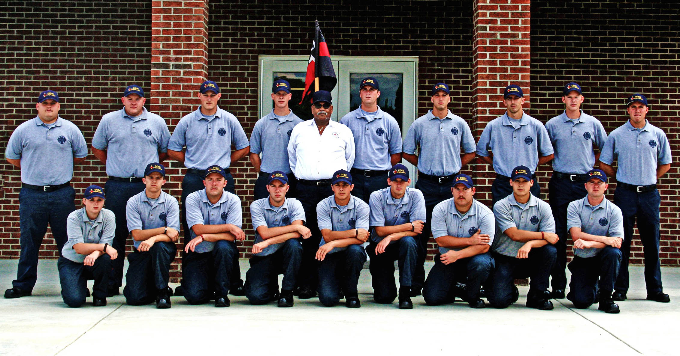 New CCCC Firefighter Academy graduates 18