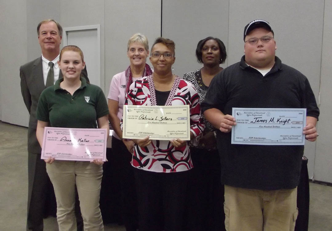 Read the full story, CCCC's AEOP awards scholarships