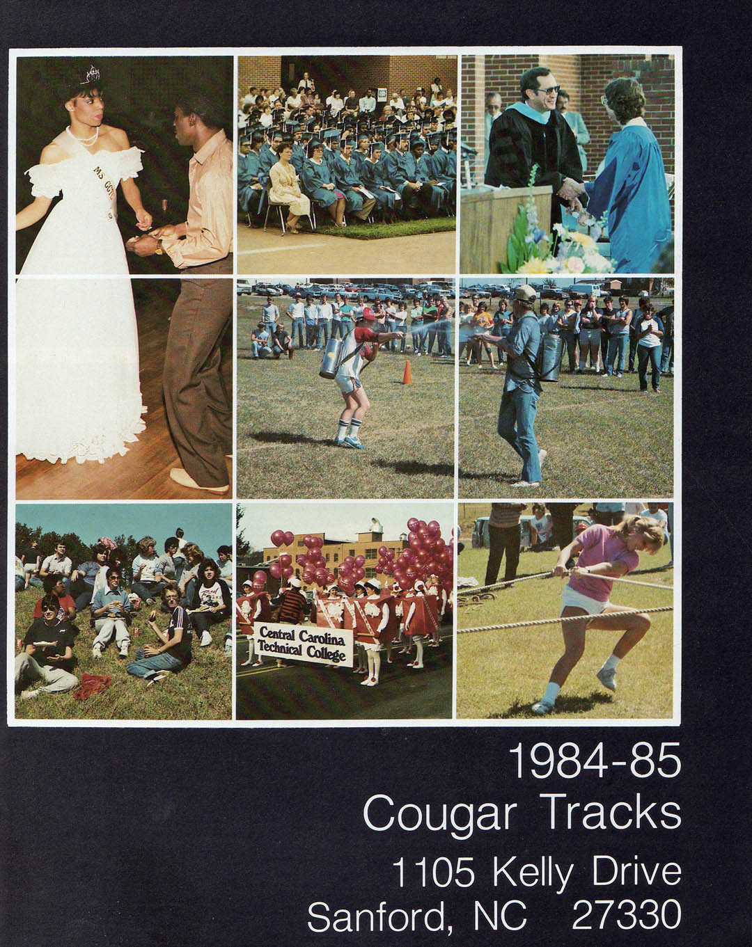 CCCC yearbooks, history online