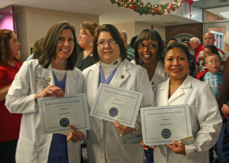 CCCC Con Ed Medical programs graduate hundreds