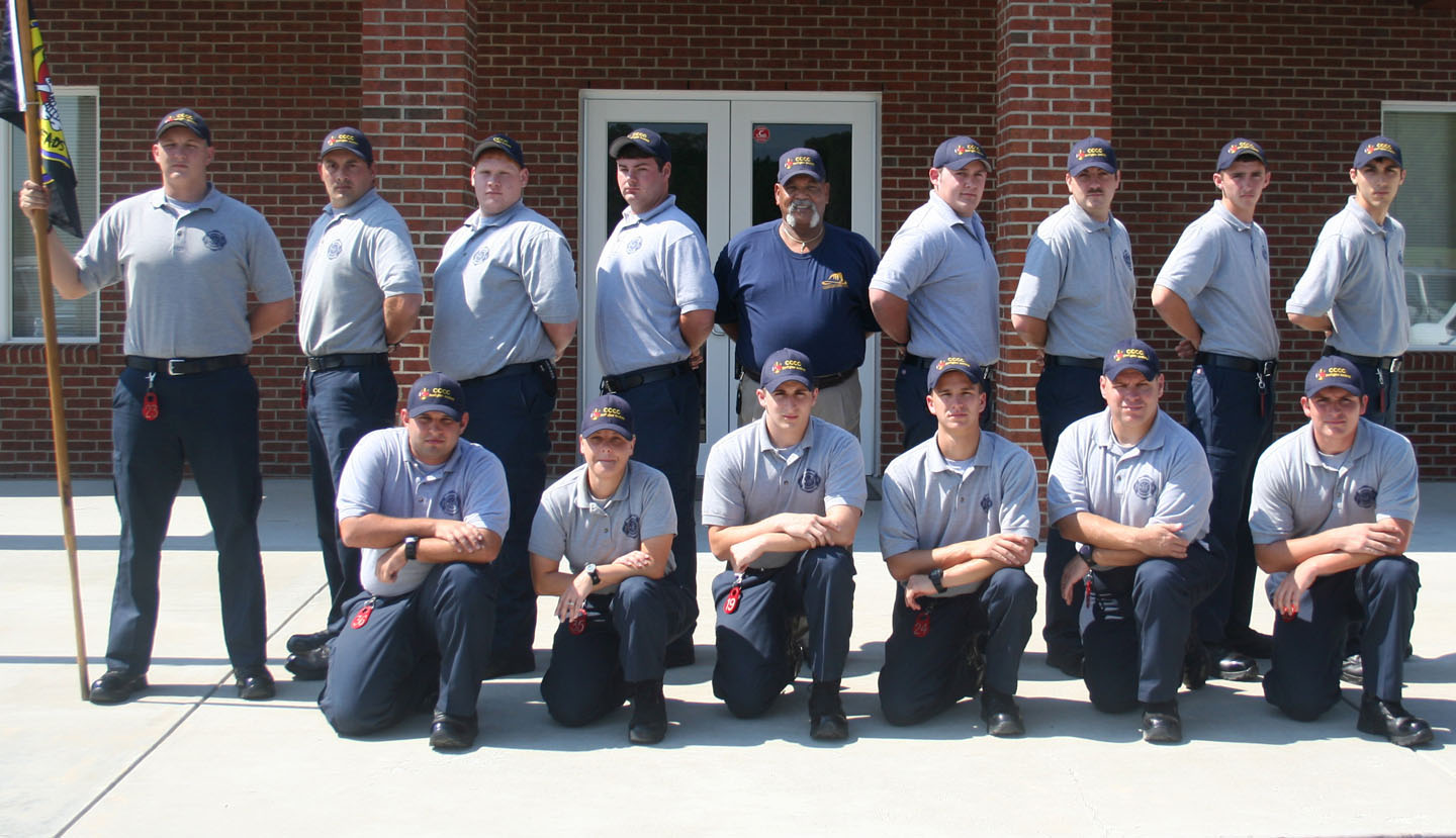 Click to enlarge CCCC's Firefighter Academy graduates 14
